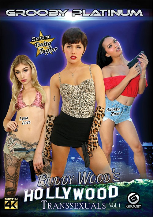Buddy Wood's Hollywood Transsexuals DVD Release  [DVD.RIP. H.264 Production Year 2019] Siterip RIP