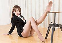 Legsjapan Aya Kisaki Office Girl Pantyhose Footjob  WEBRIP Video h.265 Multimirror
