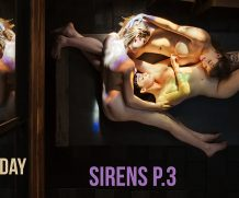 GirlsoutWest Ginny, Laney Day & Luci Q – Sirens pt 3  Video  Siterip 720p mp4 HD