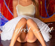 Met-Art Perfect Art feat Melena A  WEB-DL Siterip Collectors Edition 5600px