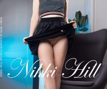 Met-Art Presenting Nikki Hill feat Nikki Hill  WEB-DL Siterip Collectors Edition 5600px