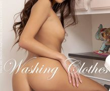 Met-Art Washing Clothes feat Vina Sky  WEB-DL Siterip Collectors Edition 5600px