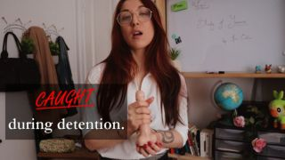 MANYVIDS TrishCollins in TEACHER JOI – Caught during detention  Video Clip WEB-DL 1080 mp4