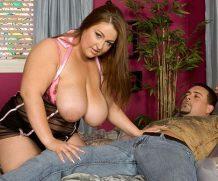 XLGIRLS Sex In Her Titties – Hillary Hooterz  Siterip BBW WEB-DL h.265 NYMPHO