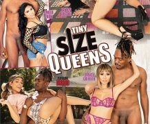 Tiny Size Queens DVD Release  [DVD.RIP. H.264 Production Year 2019]
