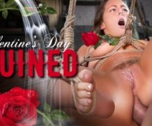 familiestied Valentine's Day Ruined by Squirting Step-Sister's Anal Con Job feat. Ramon Nomar  WEBRIP  480p h.265 Multimirror