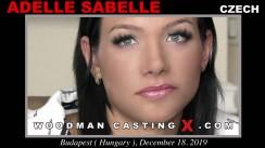 WoodmancastingX.com Adelle Sabelle Release: 29:19  WEB-DL Mutimirror h.264 DVX