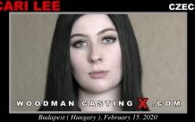 WoodmancastingX.com Cari Lee Release: 15:41  WEB-DL Mutimirror h.264 DVX