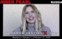 WoodmancastingX.com Amber Pearl Release: 18:38  WEB-DL Mutimirror h.264 DVX