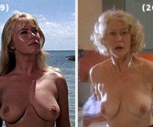 MrSkin Helen Mirren Has Been Nude in 5 Decades!  Them All NOW!  WEB-DL Videoclip