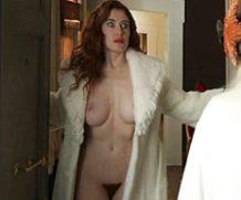 MrSkin Caroline Tillette's Breasts, Buns, & Vagina Wig in The New Pope  WEB-DL Videoclip