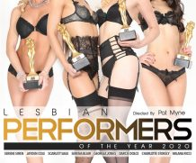 Lesbian Performers Of The Year 2020 DVD Release  [DVD.RIP. H.264 Production Year 2019]