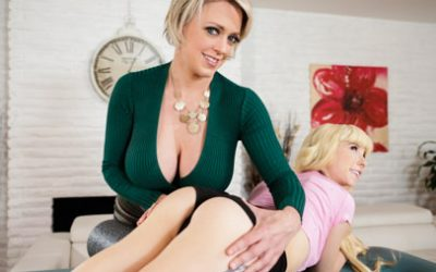 Familysexmassage Dee Williams in Learning From The Best  Siterip 1080p h.264 Video FameNetwork