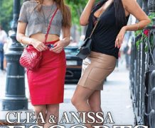 Clea & Anissa Escorts Deluxe DVD Release  [DVD.RIP. H.264 Production Year 2019]