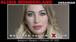 WoodmancastingX.com Alisia Wonderland Release: 31:23  WEB-DL Mutimirror h.264 DVX
