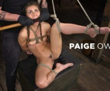 hogtied Paige Owens: Hot, Young, and Willing to Suffer in Bondage feat. Paige Owens  WEBRIP  480p h.265 Multimirror