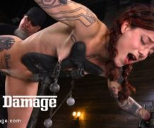 devicebondage Cam Damage: First Time Torment For A Badass Bitch feat. Cam Damage  WEBRIP  480p h.265 Multimirror