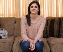 Castingcouch HD Chris Gets A Tall White Girl  SITERIP mp4 Video