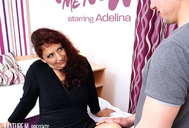 MATURE.NL update   6074 horny mature adelina loves to fuck her brains out in bed  [SITERIP VIDEO 2019 hd wmv 1920×1200]