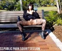 MANYVIDS LarkinLove in FREE Shameless Public Park Squirt  Video Clip WEB-DL 1080 mp4