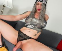 TGirl40 Kimber Haven Cums For You!  Shemale XXX WEB-DL Groobynetwork