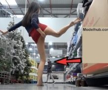 Modelhub littlesubgirl Shameless Asian Get Caught Twice at the Store!  WEB-DL 1080p 4k Siterip Clip