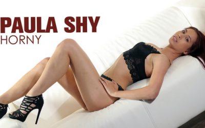CzechCheeks.Com Paula Shy – Horny  High-Res Photoset 5600px