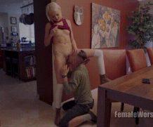 Clips4Sale I Wanna Watch The Movie #ORALSERVITUDE  Female Worship  Siterip Amateur XXX