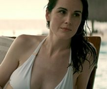 MrSkin Michelle Dockery Rocks a Bikini in Defending Jacob  WEB-DL Videoclip