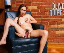 Girls out West Olive Gee – Quiet Space  GAW  Siterip 1080p wmv HD