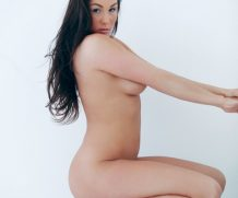 Playboy Archives Claedonia – Cotton Got Me Head Over Heels  High-Res Photoset 5600px