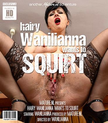 MATURE.NL update   13716 sexy hairy wanilianna loves to masturbate until she squirts  [SITERIP VIDEO 2019 hd wmv 1920x1200] Siterip RIP