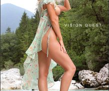 MPLStudios Cara Mell – Vision Quest  High-Res Photoset 5600px