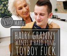 MATURE.NL update   13623 our toyboy is in for a treat with 85 year old hairy granny maria  [SITERIP VIDEO 2019 hd wmv 1920×1200]