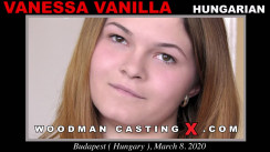 WoodmancastingX.com Vanessa Vanilla Release: 17:32  WEB-DL Mutimirror h.264 DVX Siterip RIP