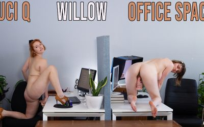Girls out West Luci Q & Willow – Office Space  GAW  Siterip 1080p wmv HD