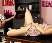 Girls out West Isha & Luna Luxe – Healthy  GAW  Siterip 1080p wmv HD