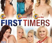 First Timers DVD Release  [DVD.RIP. H.264 Production Year 2019]