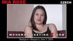 WoodmancastingX.com Mia Rose Release: 18:43  WEB-DL Mutimirror h.264 DVX