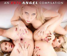EvilAngel Gape Lovers Compilation #02 – Jay Sin  HD VIDEO Siterip 1080p HD
