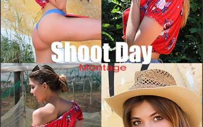 MPLSTUDIOS Kaitlin Shoot Day: Montage  Picset Siterip