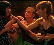 MrSkin Lindsey Broad & Beth Riesgraf Make Out in Nobody  WEB-DL Videoclip