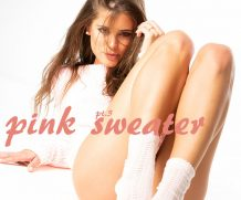 Glamour.CZ Marketa, pink sweater Pt.5  Siterip Imagepack Collectors Edition