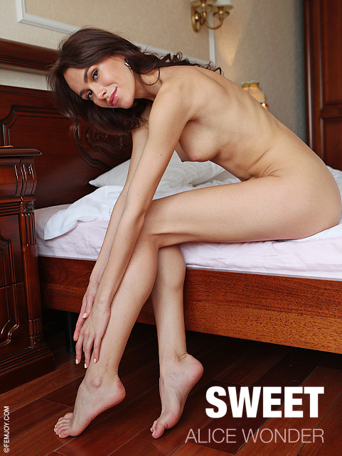 FemJoy Alice Wonder - Sweet  High-Res Photoset 5600px Siterip RIP