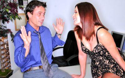 Sweetsinner Office Seductions Scene 4 Premium Porn DVD on SweetSinners with Alan Stafford  Siterip Video 1080p wmv