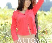ShowyBeauty Lusy – Automne  High-Res Photoset 5600px