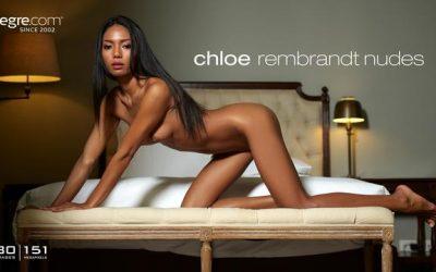 Hegre-Art Chloe – Rembrandt Nudes  High-Res Photoset 5600px