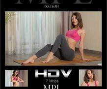 MPLStudios Avery – Meditative Stretching  High-Res Photoset 5600px