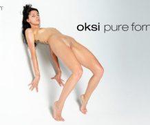 Hegre-Art Oksi – Pure Form  High-Res Photoset 5600px