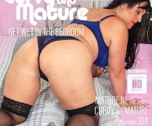 MATURE.NL update   13808 curvy mature ida loves showing her big nice booty and her wet pussy  [SITERIP VIDEO 2019 hd wmv 1920×1200]